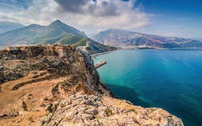 Au nord du Maroc, la méditerranée